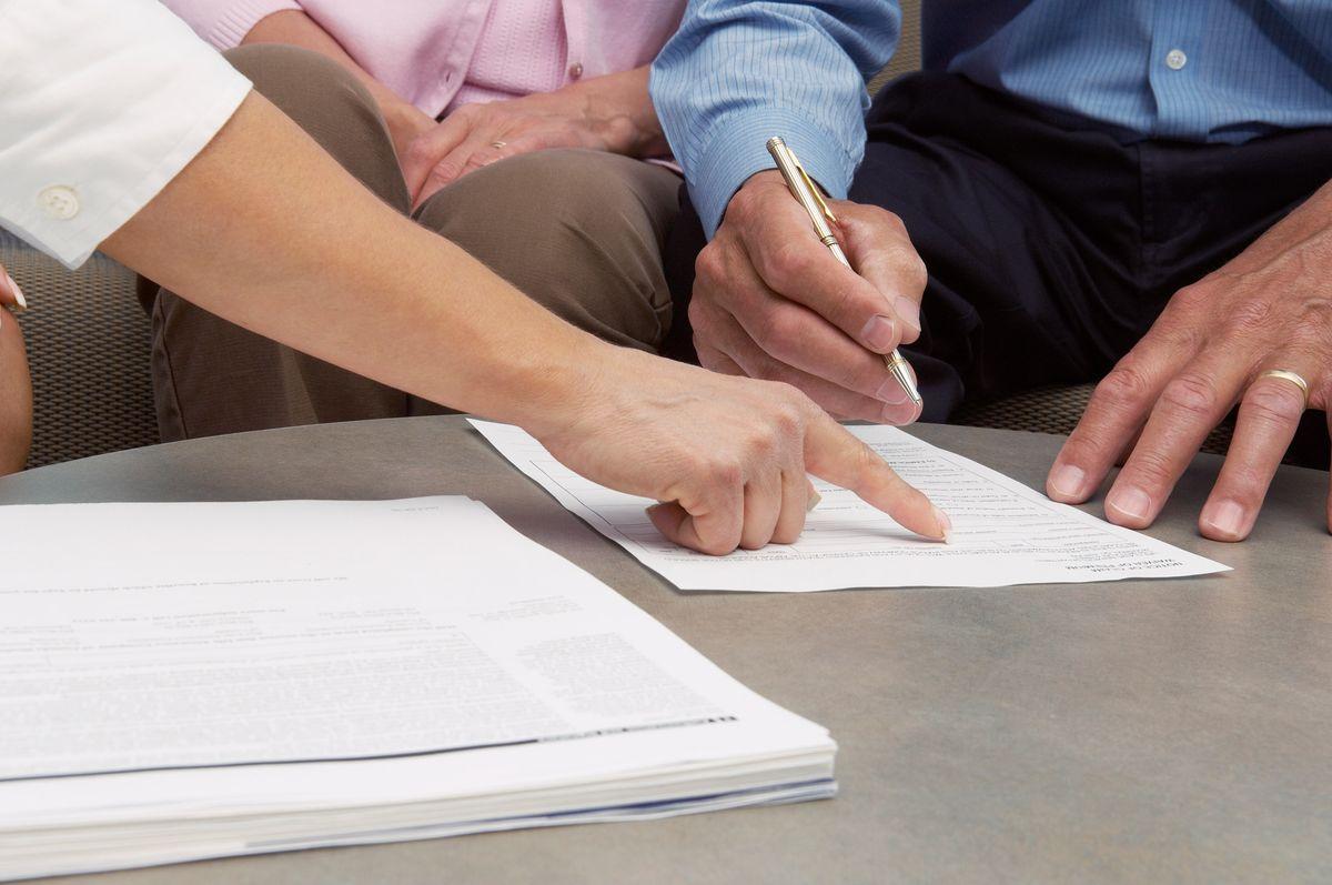 Процедура оформления договора