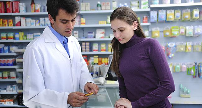 Покупка медицинских препаратов