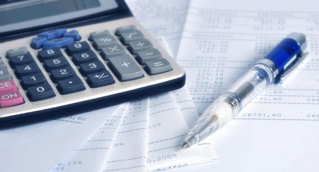 Калькулятор на документах