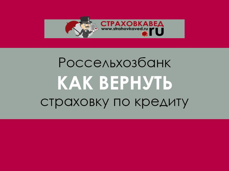 россельхозбанк решение по кредиту онлайн как платить кредитную карту сбербанка